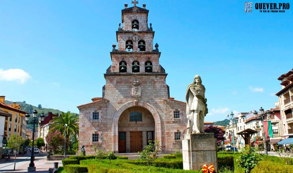 Iglesia de la Asunción Cangas de Onís