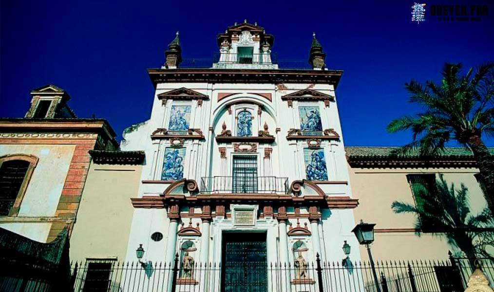 Iglesia de la Caridad Sevilla