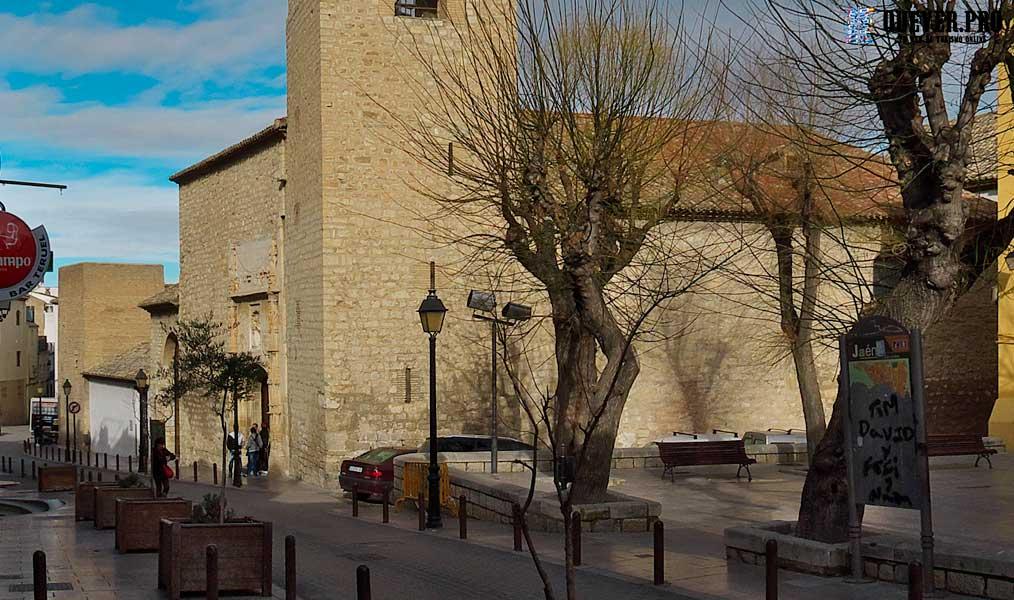 Iglesia de la Magdalena Jaén