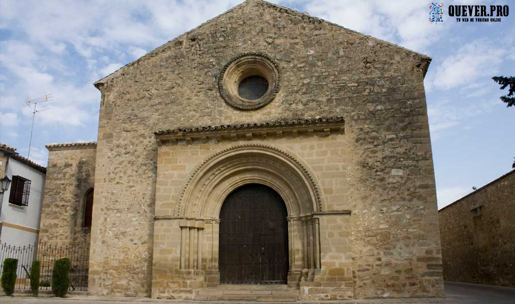 Iglesia de la Santa Cruz Baeza
