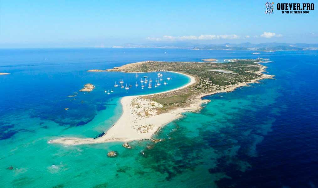 Isla de Espalmador Formentera