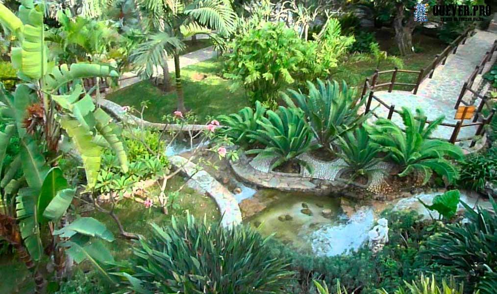 Jardín Botánico Molino de Inca Torremolinos