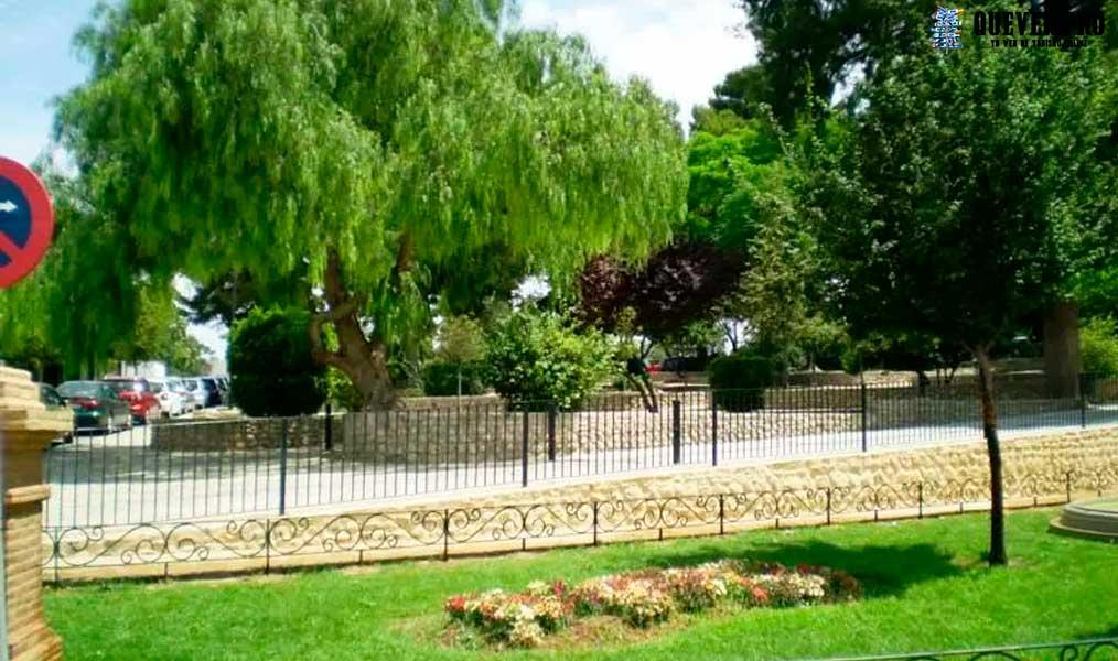 Jardines de Tito Pepe Antequera