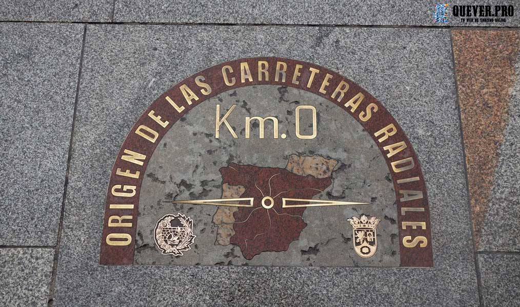 Kilómetro Cero Comunidad de Madrid