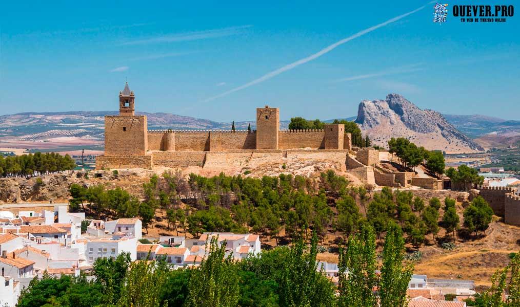 La Alcazaba Antequera