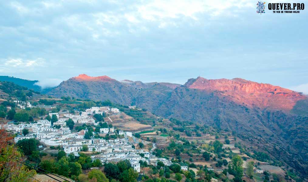 La Alpujarra Andalucía