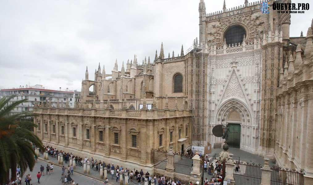 La Catedral de Sevilla Andalucía