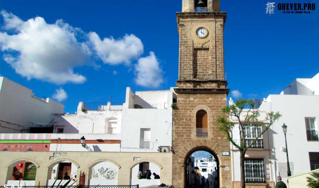 La Torre del reloj Chiclana