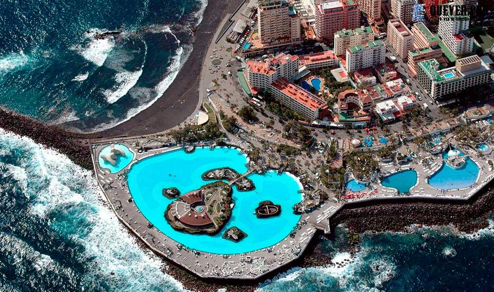 Lagos Martiánez Canarias