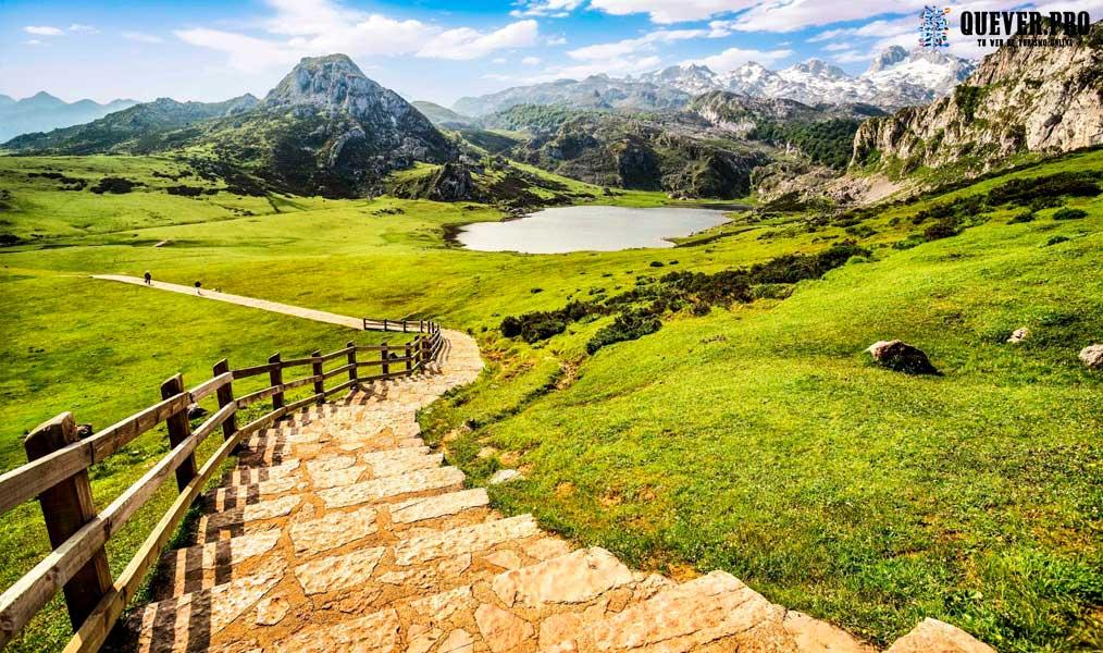 Lagos de Covadonga Cangas de Onís