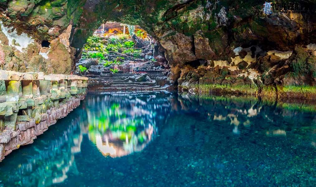 Los Jameos del Agua Lanzarote