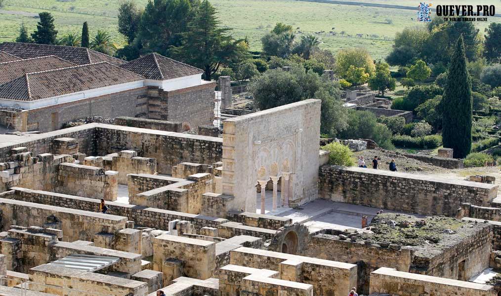 Medina Azahara Andalucía