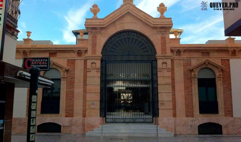 Mercado Central de Almería Almería