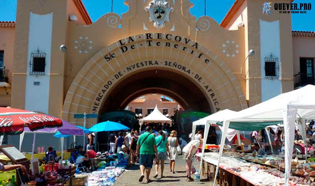 Mercado Municipal de Nuestra Señora de África Santa Cruz de Tenerife