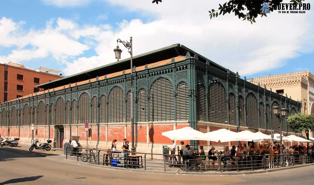 Mercado de Atarazanas Málaga
