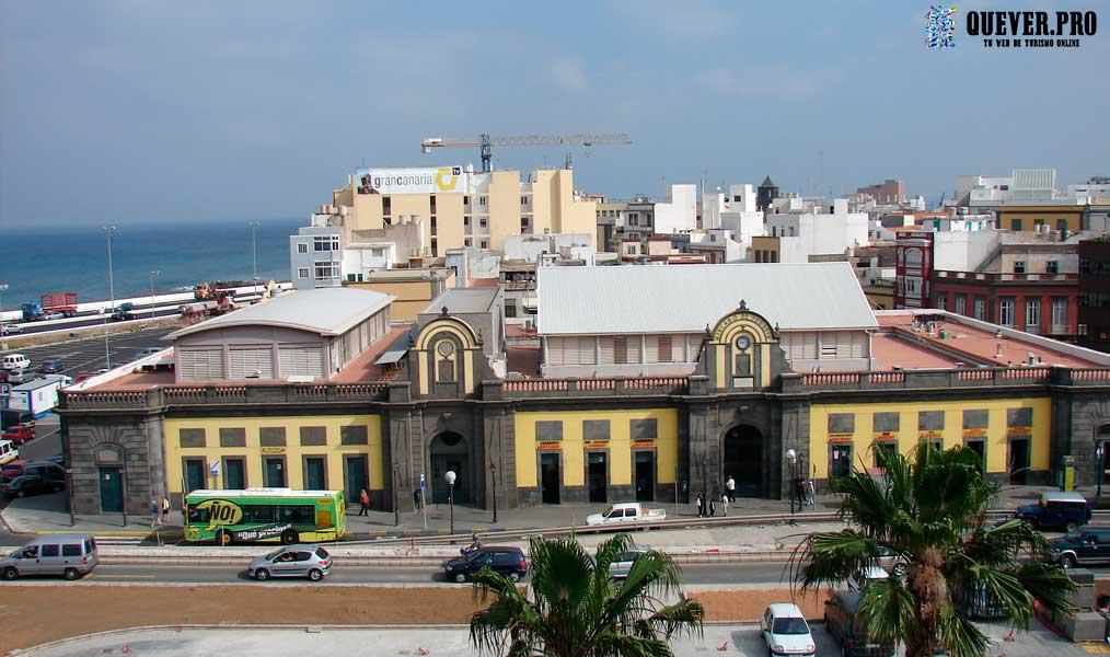 Mercado de Vegueta Las palmas de Gran Canaria