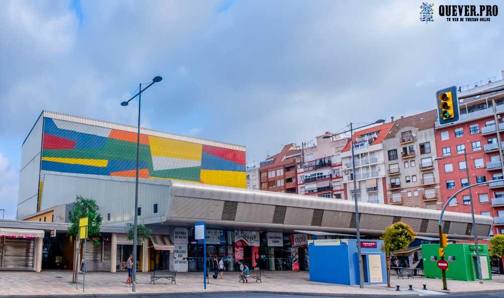 Mercado del Carmen Huelva