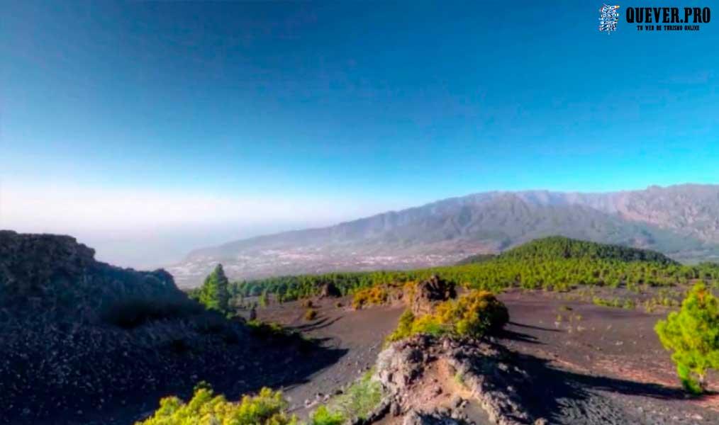 Mirador Llano del Jable La Palma