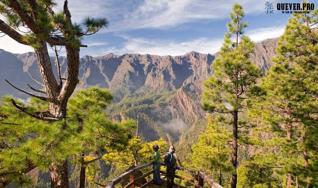 Mirador de la Cumbrecita La Palma