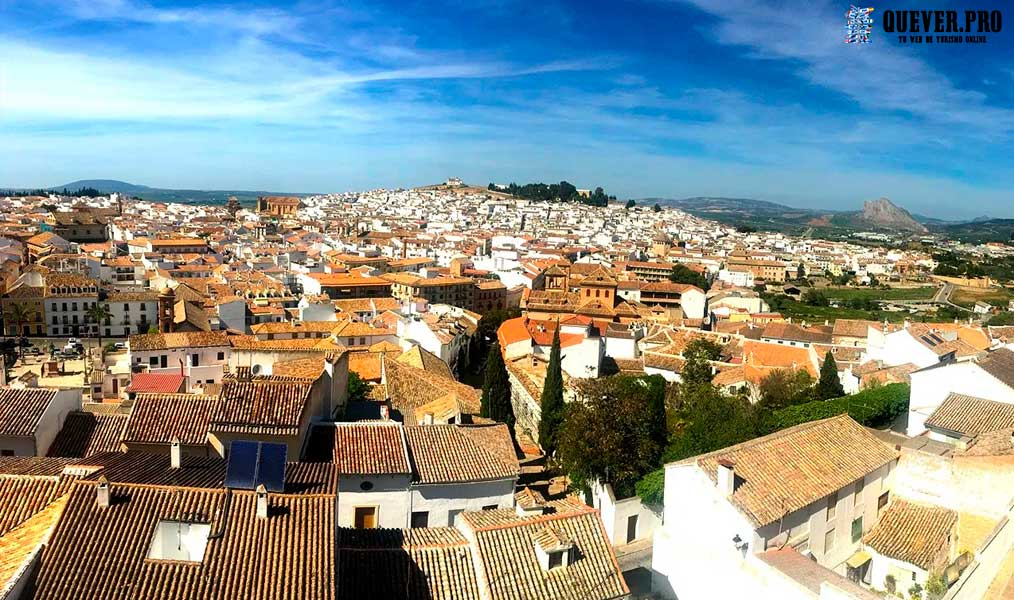 Mirador de las Almenillas Antequera