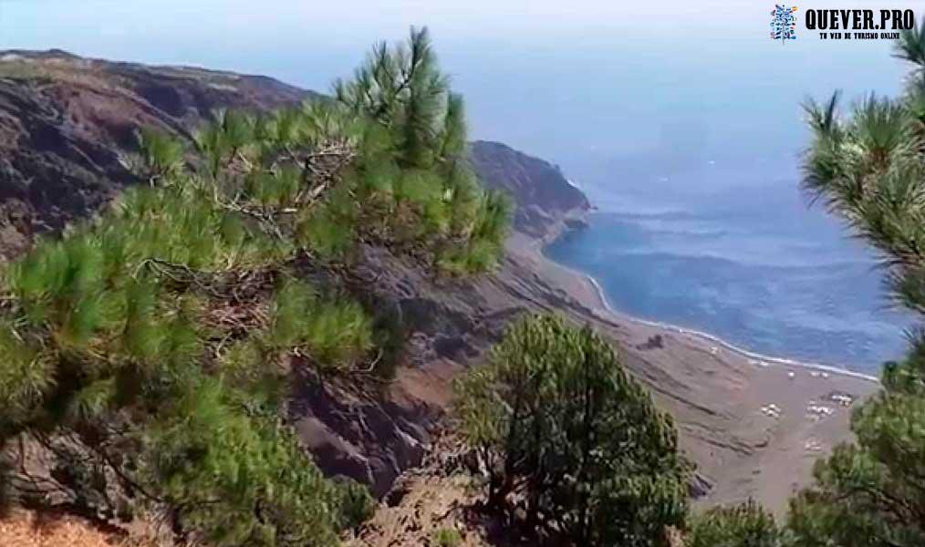 Mirador de las Playas El Hierro