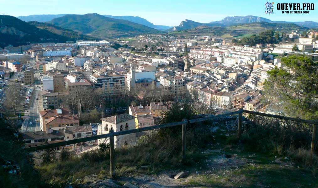 Mirador del Castillo Estella