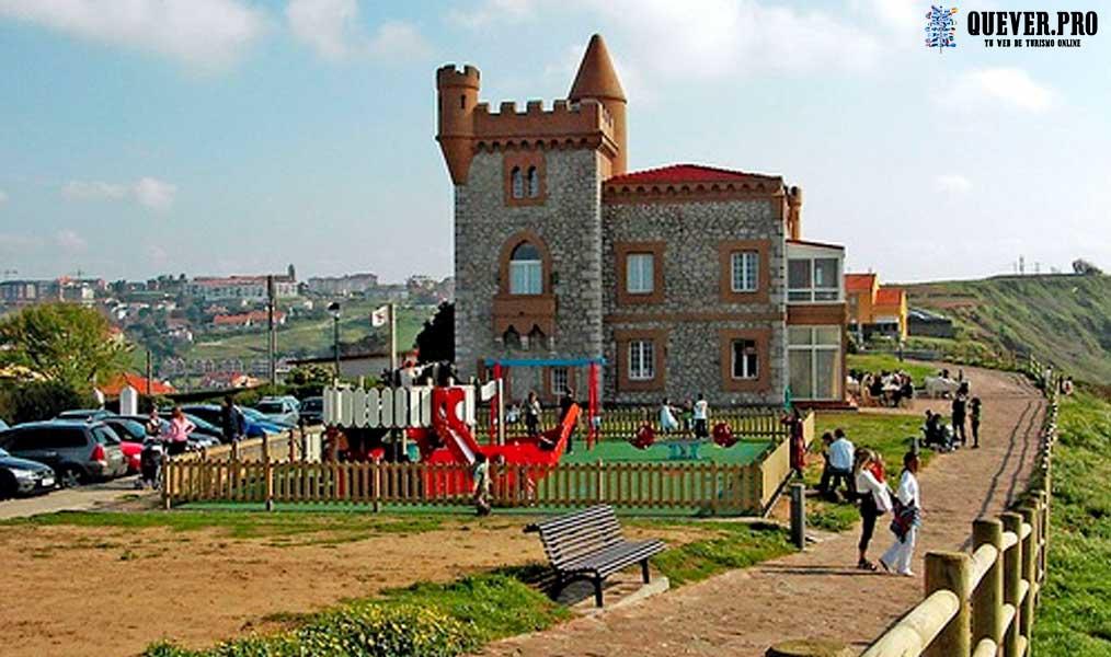 Mirador del Castillo Suances