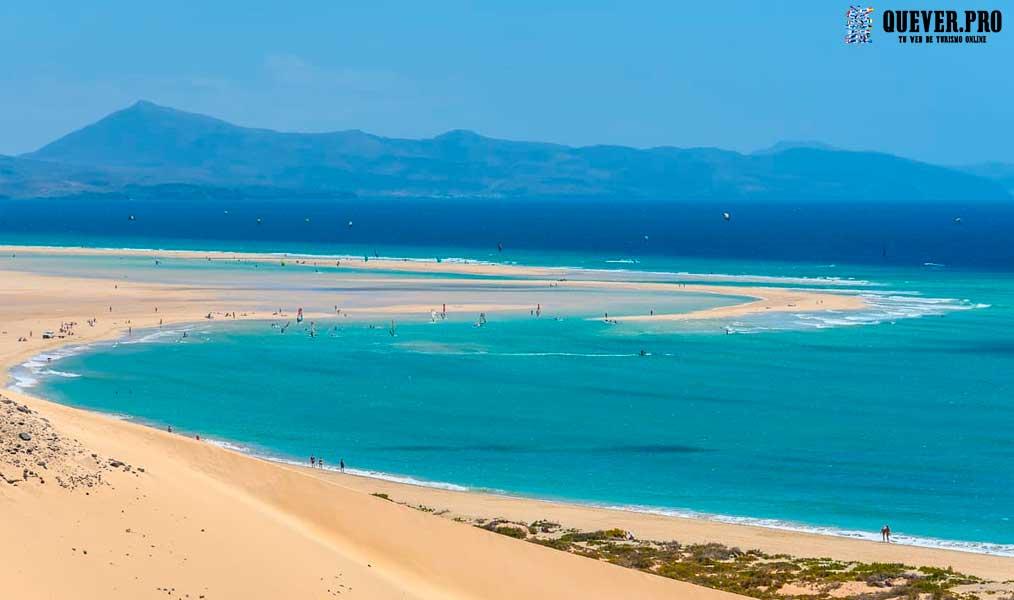 Mirador del Salmo Fuerteventura