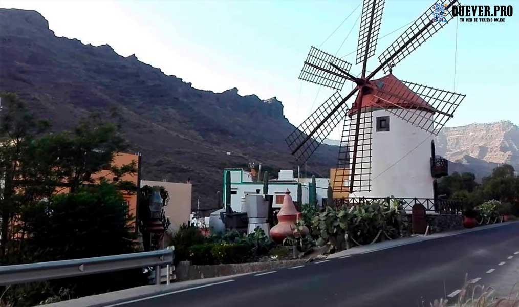 Molino Quemado Gran Canaria