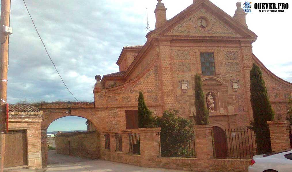 Monasterio de San José Calahorra