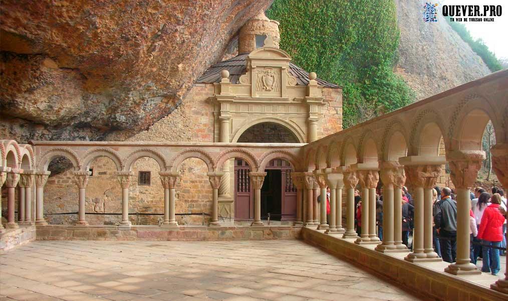 Monasterio de San Juan de la Peña Jaca