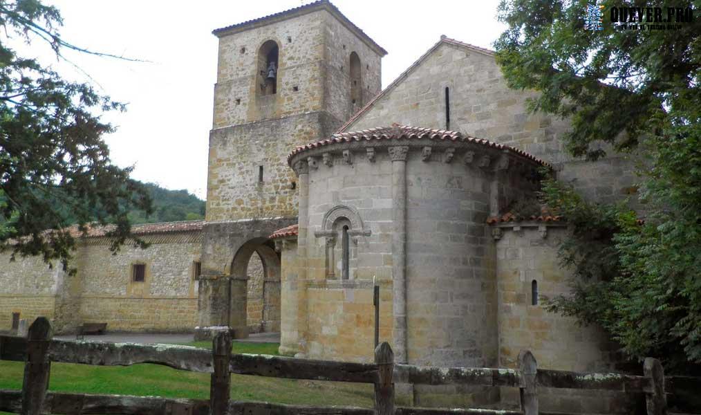 Monasterio de San Pedro Cangas de Onís