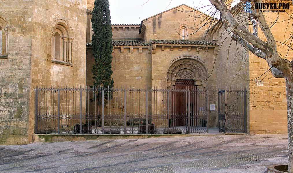 Monasterio de San Pedro El Viejo Huesca