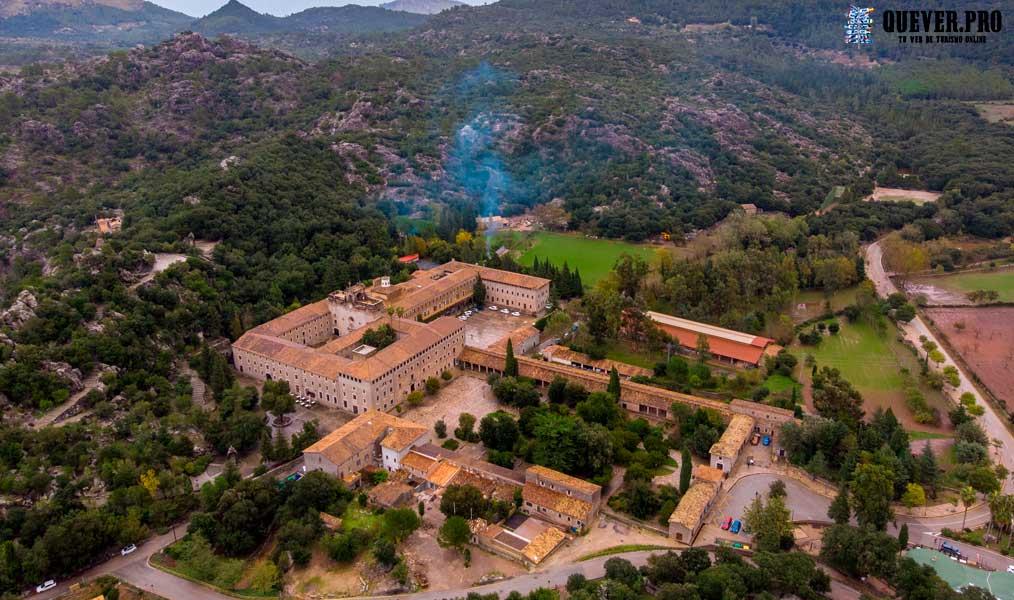 Monasterio de Santa María de Lluc Islas Baleares