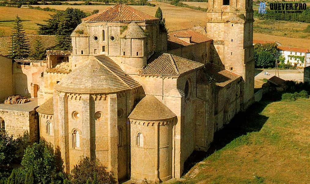 Monasterio de Santa María la Real de Iratxe Estella