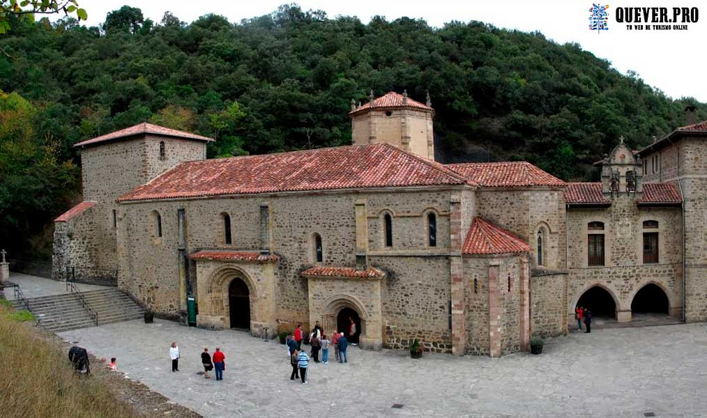 Monasterio de Santo Toribio de Liébana Potes
