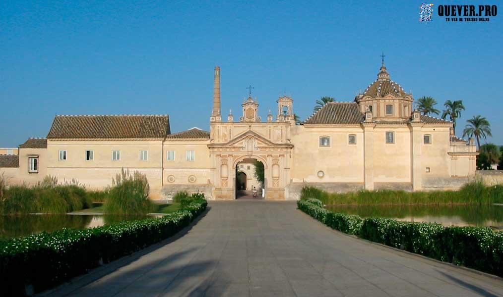 Monasterio de la Cartuja Andalucía