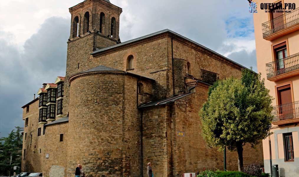 Monasterio de las Benedictinas Jaca