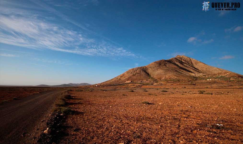 Montaña de Tindaya Fuerteventura