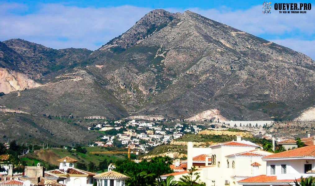 Monte Calamorro Benalmádena