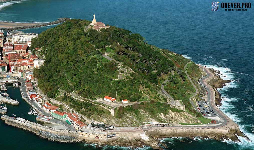 Monte Urgull San Sebastián