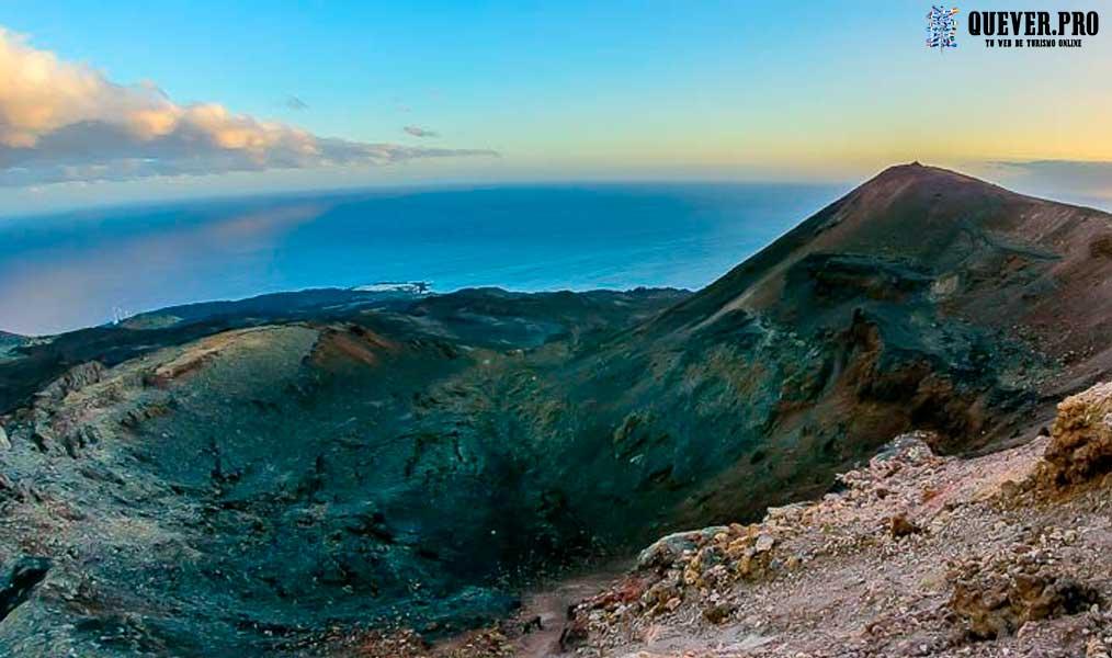 Monumento Natural de los Volcanes de Teneguía La Palma