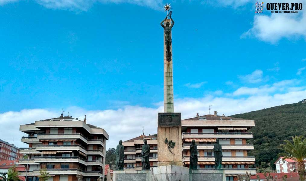 Monumento al Almirante Carrero Blanco Santoña