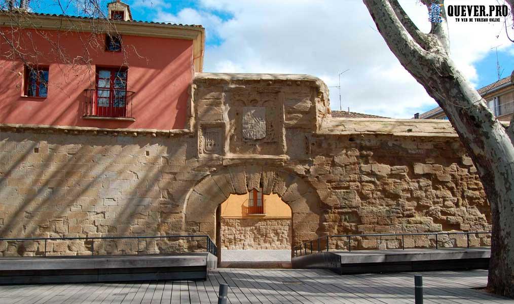 Muralla del Revellín Logroño