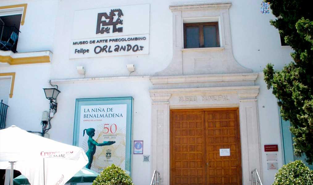 Museo de Arte Precolombino Felipe Orlando Benalmádena