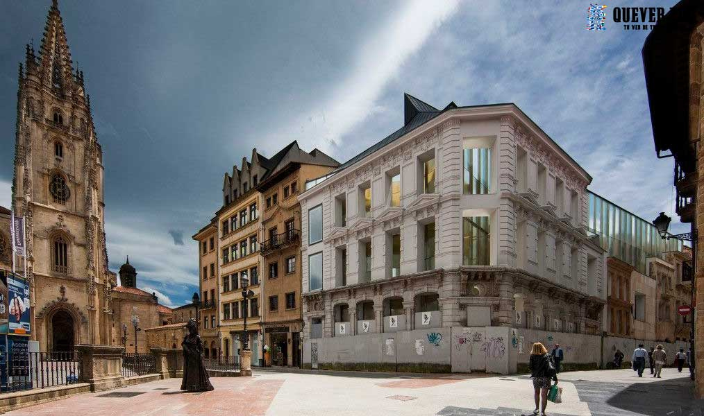 Museo de Bellas Artes de Asturias Oviedo