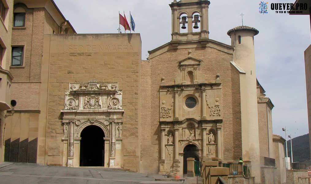 Museo de Navarra Pamplona