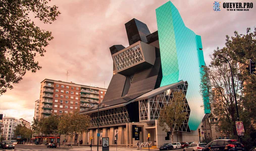 Museo de Pablo Serrano Zaragoza
