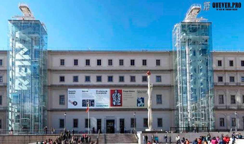 Museo de Reina Sofía Comunidad de Madrid