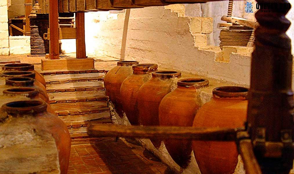 Museo de la Cultura del Olivo Baeza